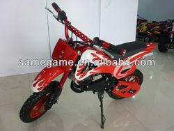 49cc 2 stroke Mini off road kids dirt bike 49-3 with CE approval