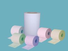 colorful printed Breathable nonwoven laminated PE film cloth-like backsheet As Raw Material for Diapers making manufacturer