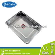 High-quality aluminum foil tray(SGS ,TUV,FDA )