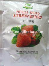 China Freeze dried fruits (Strawberry)