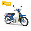 Classic CY80 Moped Motorcycle