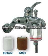 Shower Filtrations
