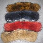 Fur Collar, Real Raccoon Fur