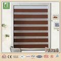 2014 new design 100% polyester zebra roller blinds