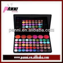 Pro 56 Color Eyeshadow / Cheek Blusher Palette Makeup Sets/50 color eyeshadow+6 color blusher