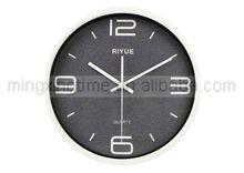 12inch metal retro round wall clock