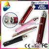 eGo Twist Variable Voltage 3.2V-4.8V E Cigarette eGo C Twist with Best Desay A+ battery cell keep safeset eGo Twist Battery