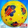 rubber ball factory rubber promotional sport ball