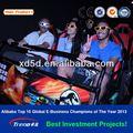 2014 caliente venta de excelente calidad( alta calidad) 3d 5d digital gafas de cine