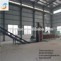Ydj-6300 hidráulica de hierro de metal de aluminio de chatarra de metal del coche y prensa de corte( de garantía de calidad)