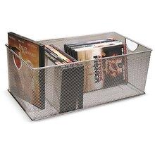 Mesh Silver DVD Box