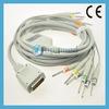 Fukuda Denshi 10 Lead ECG cable DB15 PIN