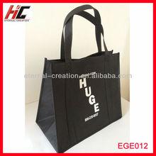 Yiwu factory custom cheap and high quality Non woven Shopping Bag eco sling bag