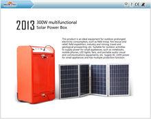 Home use &portable Solar power system 500w/GZ good solar power 500W/ camping & portable solar power generator