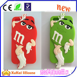 silicone mobile phone cover