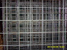 PVC or galvanized welded wire mesh