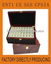 Handmade Melamine Mahjong Games For 2014