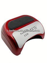 48W professional salon uv led nail lamp nail technician tables