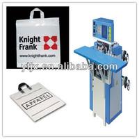 Poly soft loop handle Bag making machine