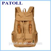 Custom student herschel sports canvas backpack,back pack,school backpack bag