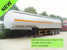 China carbon steel 40000-60000L 3 axles trailers oil seals 0086-13635733504