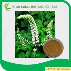 Chinese Herbal Natural Black Cohosh Extract Powder