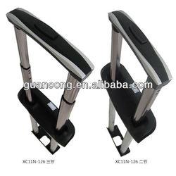 Metal luggage handle luggage parts