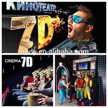 Amusement rides 5d 6d 7d 8d cine 7d mobil en italia for sale