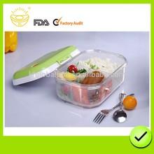 plastic vacuum box/vacuum container/plastic vacuum container