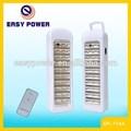 Batterie-backup-geführte notaufladen licht mit fernbedienung