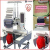 Home sewing 15 Color Single head Computerized Embroidery machine price