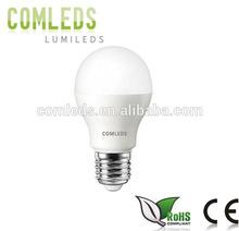 PBT plastic +aluminum 12w e27 led bulb manufacturing