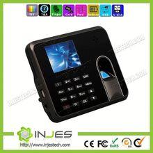 alibaba express office supply Optical sensors USB color screen T9 inpurt SSR Desktop biometrics finger print timeclock program