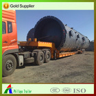 100-500 Ton modular special low bed multi-axle hydraulic truck trailer for sale axis optional