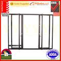 perfil de aluminio correderas puertas insonorizadas con as2047 estándar de australia