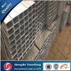 Prime Galvanized square Steel Pipes tubes