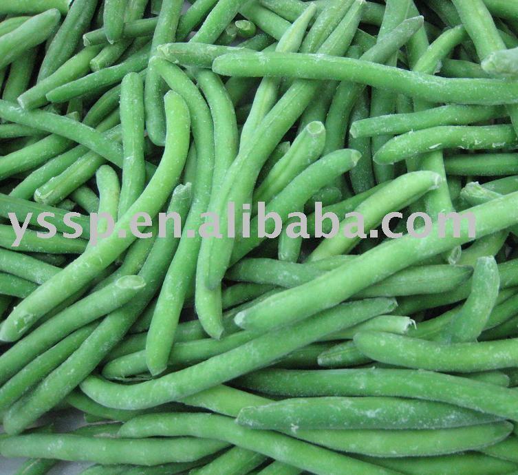 2012 new season Frozen green bean