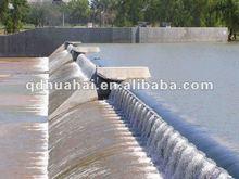 Color rubber dam