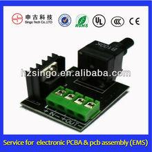 12V 6A PWM LED Dimmer/1206 LED light dimmer