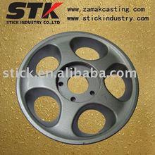 Aluminum precision casting wheel