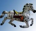 Yesheng brinquedo de plástico ( cavalo )& presente da promoção