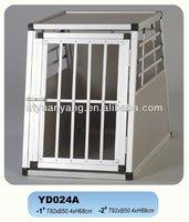 foldable aluminum dog house pet kennel carrier