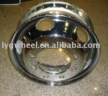 Hot Selling 8.25x22.5 & 9.00x22.5 Chromed Tubeless Wheels