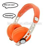 High quality headphone fashion headphone 2015 hot newest style on-ear high quality headphone noice cancelling heaphone