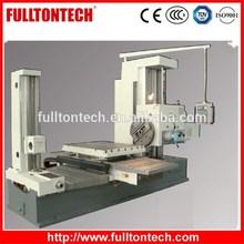 China FULLTONTECH CNC&Universal Rotary Table Type Horizontal Boring Machine