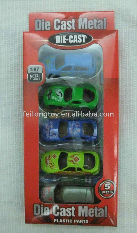 Diecast Metal Cars Die Cast Car Toys/mini Metal