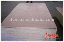 Wood Timber Material all poplar core / hardwood core 1220*2440*3mm-32mm