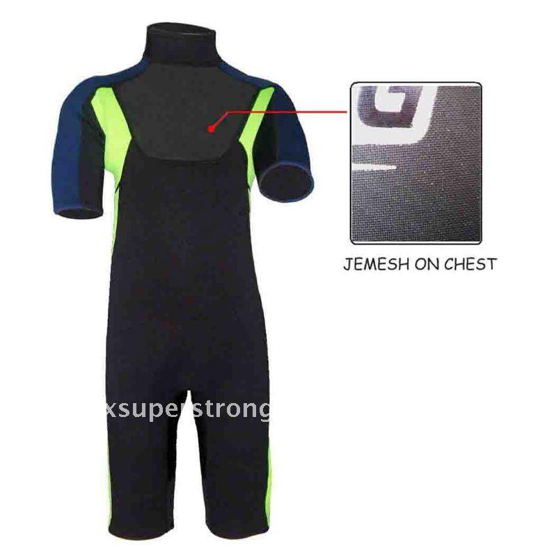 2015 Fashion Design Unisex Short Neoprene Wetsuits
