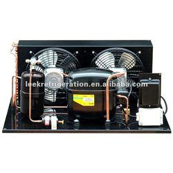 Cold room Secop hermetic compressor condensing unit