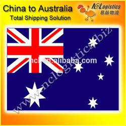 Shenzhen to Sydney Australia international shipping rates